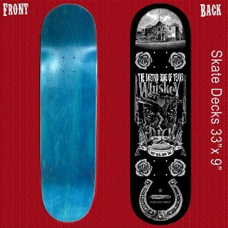 2019 SkateBoard Deck Limited Edition